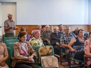"""""""Şi noi, ţăranii, trebuie să ne schimbăm mentalitatea"""" © Glia Drochiană / Andrei Bulgaru"""