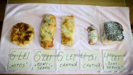 Copturile buclucaşe la preţuri şi mărimi diferite | © GD/Cristina JITARU