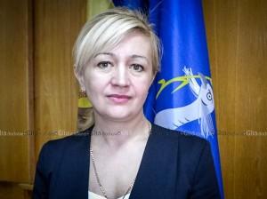 Oxana Grigoriță, şefă Secţie Administraţie publică