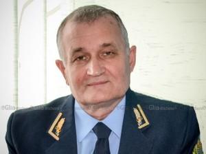 Haralampie ROŞCA, șef, Inspecţia Ecologică Drochia
