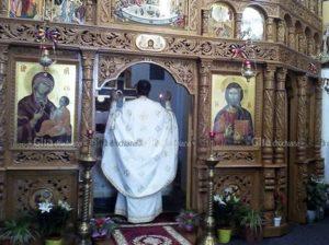 Preotul Pompiliu NACU se roagă și pentru Moldoveni
