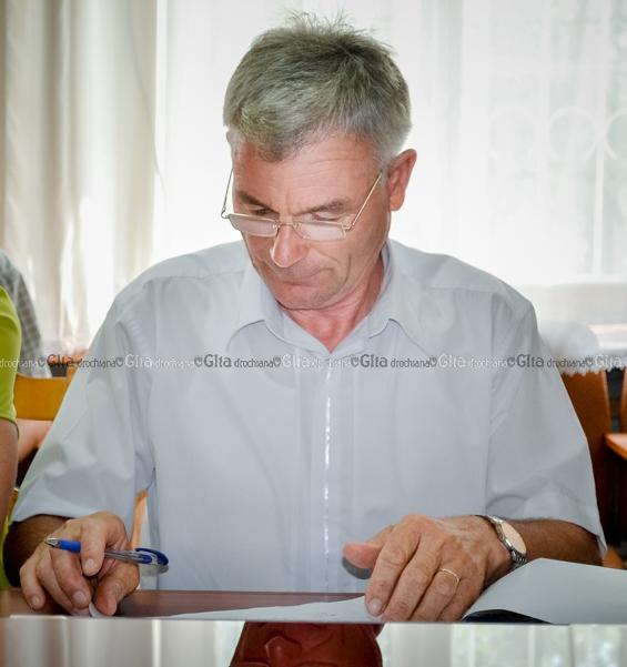 Petru BĂRBIERU, primar, s. Țarigrad