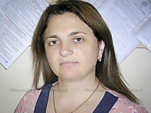 Татьяна Таку, глaвный специалист районного управления образования