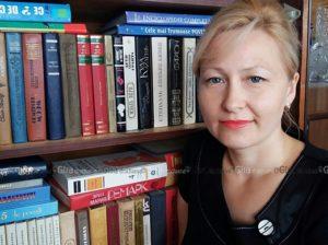 Marina LEFTER, profesoară