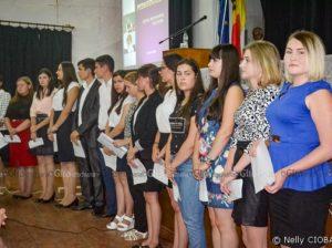 Tinerii specialiști încadrați în sistemul educațional din raionul Drochia