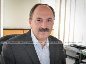 Ion RECEAN, șef, DÎTS Drochia