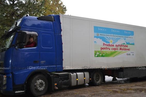 Produse autohtone pentru copiii Moldovei