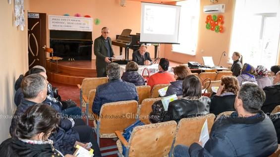 Informația prezentată la Conferința Regională Legumicultura - provocări și constrângeri , a fost apreciată de participanți
