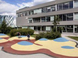 Hellerup. Școala viitorului. Sursa: openbuildings.com Autor: Arkitema/www.arkitema.dk