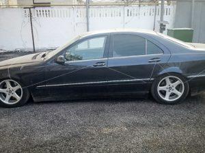 Automobilul procurat din banii furați