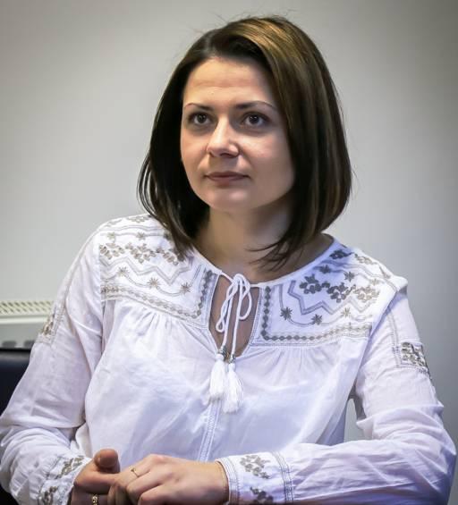 Lilia Potîng, juristă la Asociaţia Promo-LEX