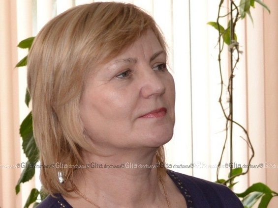 """Emilia LopAtenco, șefa Centrului de sănătate """"Anatolie Manziuc"""", Drochia"""