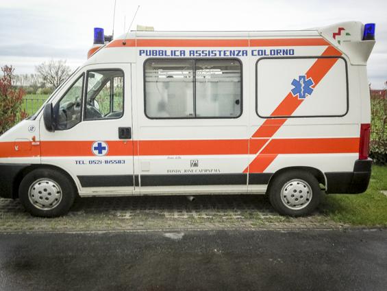 Opt astfel de ambulanţe au fost direcţionate către Moldova