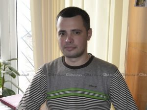 Ruslan BABIN, specialist principal, CR Drochia