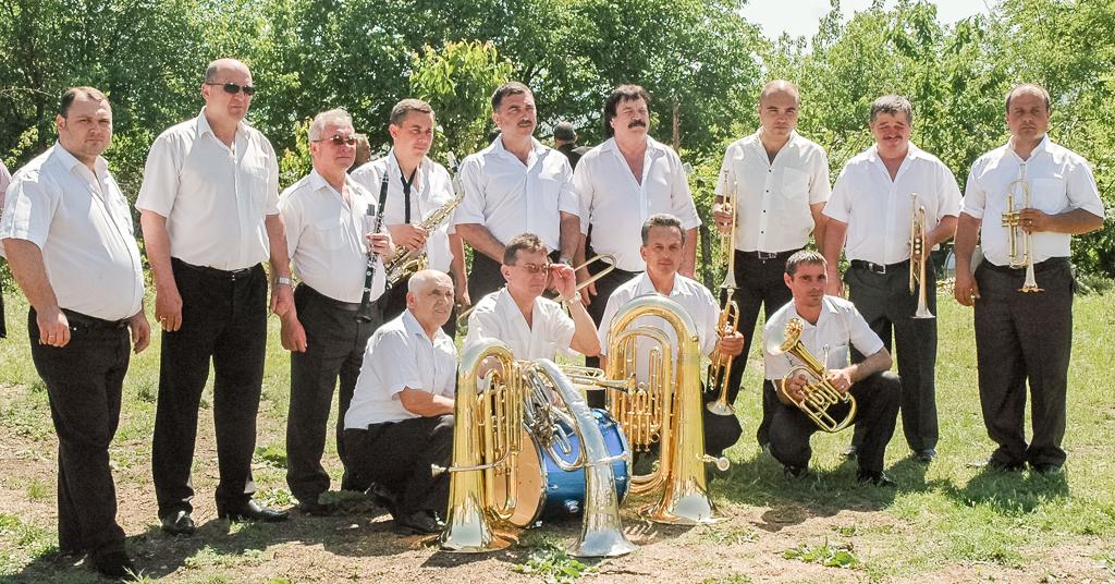 """Colectivul """"trompetiștilor"""""""