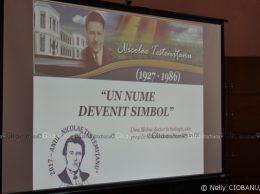 """Anul Nicolae TESTEMIȚANU"""