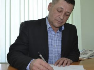 Юрий Герега, директор филиала «Дрокия-Газ», ООО «Флорешть-Газ»