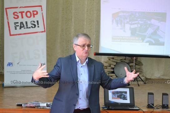 Petru MACOVEI, director executiv, Asociaţia Presei Independente