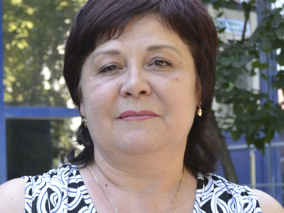 Maria Jigailo, sefa OP Drochia 2