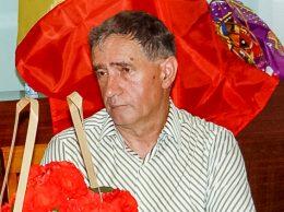 Petru Ababei, şef, Secţia cultură Drochia