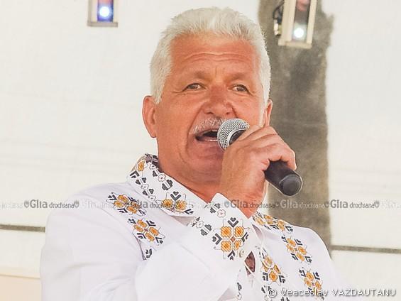 Valentin ABABII, solist și artist la Casa centrală de cultură
