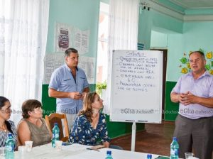Iurie MELINTE și Veaceslav MAGALEAS prezintă soluțiile întru ameliorarea problemelor locale