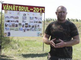 Ion LUPAȘCU, președintele Subdiviziunii Teritoriale nr.12 a SVP, Mândâc