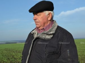 """Andrei STARII, directorul SRL """"Popeşteanca-Agro"""": """"Grâul e o mare verde în toamnă ruginie"""""""