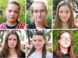 Девочки с характером