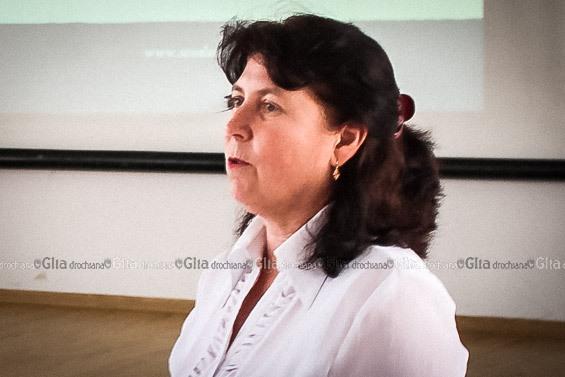 """Elena NOVAC, directoare, IP Gimnaziul """"Victor Coţofană"""", s. Chetrosu"""