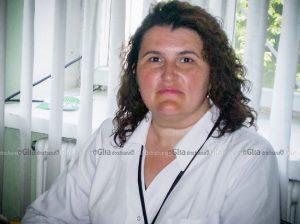 Людмила ЛЯХ, врач-инфекционист