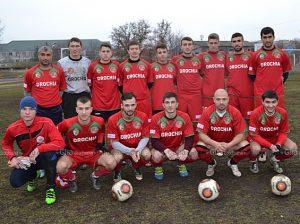 Fotbaliștii drochieni: tineri, talentaţi, activi, cu mari perspective de viitor