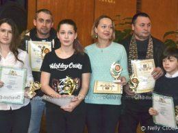 Inesa și Eduard CARAMOV, Cătălina BAIDAUZ, Ludmila Muntean, Pavel CINCILEI, Vlad CROITORU