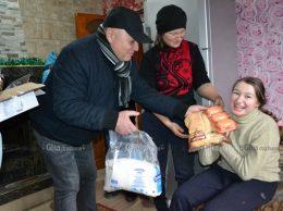 Clipe de bucurie au adus oamenii generoși în familia Alionei Șarban
