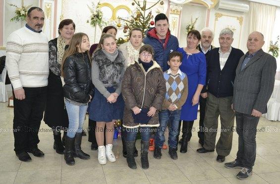"""Echipa AO """"Speranța copiilor orfani"""" a finisat sărbătorile de iarnă cu o întâlnire de suflet"""