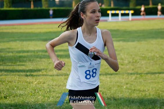 Alexandrina MIHAI, concentrare maximă în numele sportului / Foto din arhiva familiei Mihai