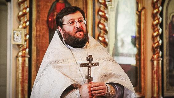 """Octavian MOŞIN, preot paroh Biserica """"Întâmpinarea Domnului"""", Chişinău"""