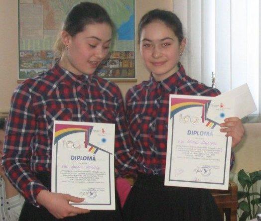 Olivia şi Lavinia Marcoci
