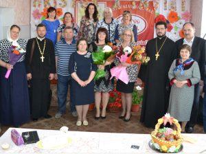 Festivalul cântecului pascal, aflat la a șasea ediție, a fost o reușită comună: a Direcției de învățământ și a Protopopiatului Drochia