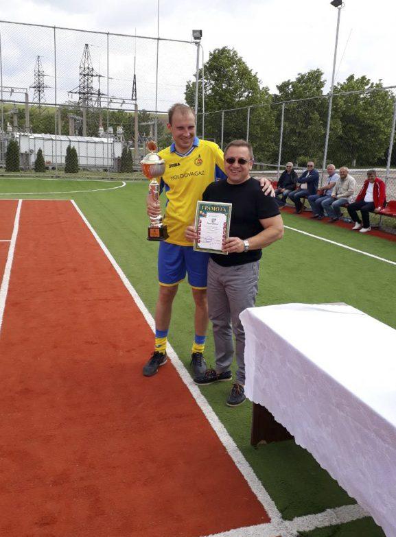 Турнир признательности: Георгий Беличук заслужил это сполна