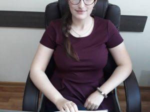 """Nicoleta Ciubotaru, eleva clasei a VIII-a B, IP LT """"Mihai Eminescu"""" din orașul Drochia"""