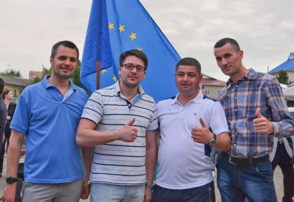Viitorul european al Moldovei este în mâini de nădejde