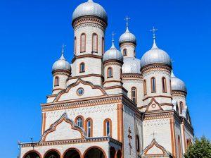 """Catedrala """"Adormirea Maicii Domnului"""" din or. Drochia, un monument de artă și arhitectură"""