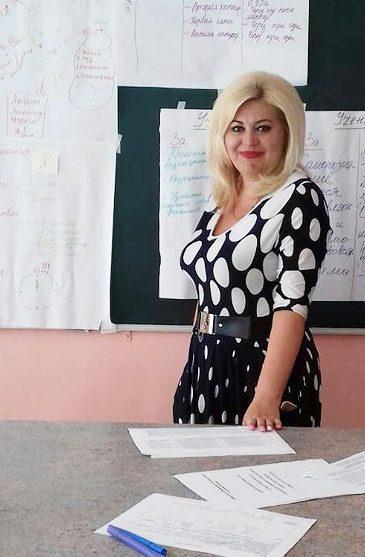 Оксана ШВЕЦ готовит педагогов к новому предмету