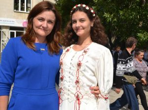 Mama și fiica: Natalia și Diana ȚURCANU