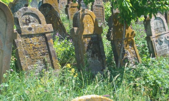 4. Cimitirul evreiesc din Zgurița