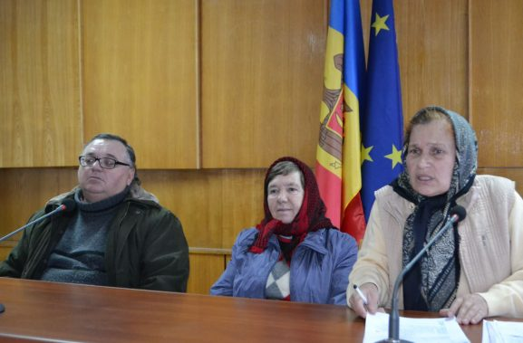 Galina BACALÂM face raportul activității pe anul 2018
