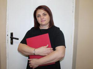 """Tatiana TACU şi """"comoara"""" la care a muncit timp de şapte ani"""