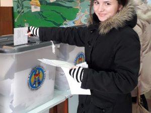 Madina GUŢEI: Prima mea electorală a fost una interesantă şi emoționantă
