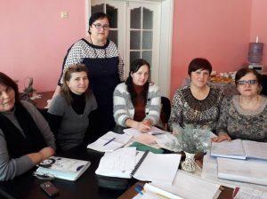 În cadrul seminarului instruirea se face și în grupuri